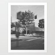 East Berlin Art Print