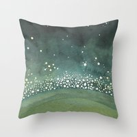 Galaxy No. 2  Throw Pillow