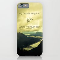 Where I've Never Been iPhone 6 Slim Case