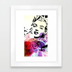 Marilyn Monroe Framed Art Print