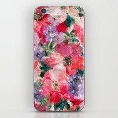 Slendid Flowers 2 iPhone & iPod Skin
