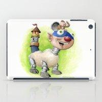 Billymobile iPad Case
