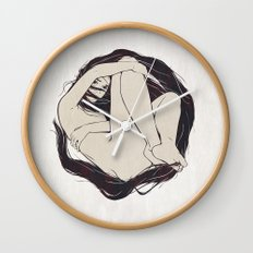 My Simple Figures: The Circle Wall Clock