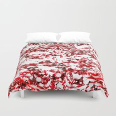HOPE ABSTRACT Duvet Cover