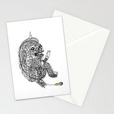 A Doodle Lives Inside of ME.  Stationery Cards