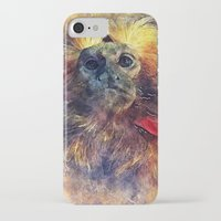 monkey iPhone & iPod Cases featuring Monkey by jbjart