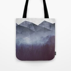 Winter Glory Tote Bag