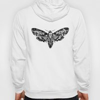 Death's-head Hawkmoth Hoody