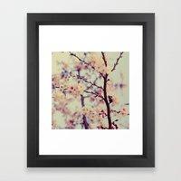 In The Air Framed Art Print