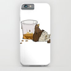 Thirsty Grouse - Colored with White Background iPhone 6 Slim Case