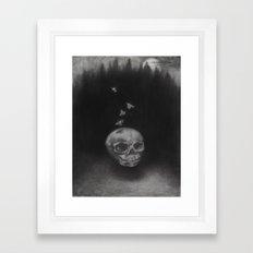 Summerghost Framed Art Print