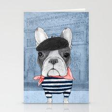 French Bulldog. (panoram… Stationery Cards