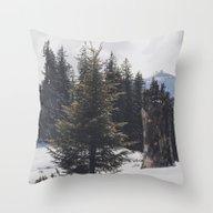 It´s Wintertime Throw Pillow