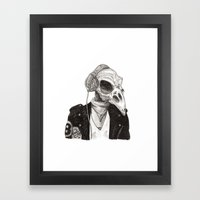 Sam Crow Framed Art Print