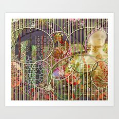 The Relative Frequency of the Causes of Breakage of Plate Glass Windows (1) Art Print