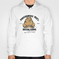 Hoody featuring Punxsutawney Phil's Driving School by 6amcrisis