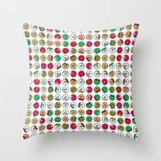 Do Nuts ! Throw Pillow
