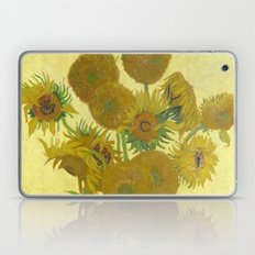 Sunflowers By Vincent Va… Laptop & iPad Skin