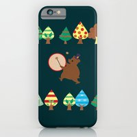 The Band In The Woods 2 iPhone 6 Slim Case