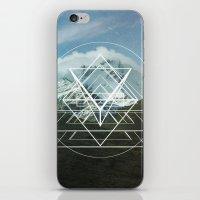 Forma 00 iPhone & iPod Skin
