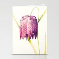 VIII. Vintage Flowers Bo… Stationery Cards