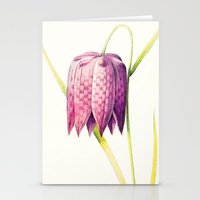 VIII. Vintage Flowers Bo… Stationery Cards
