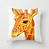 Geraldine Throw Pillow