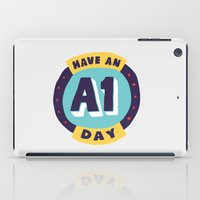 Have an A1 Day iPad Case
