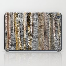 Camo In The Woods iPad Case