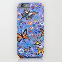 Butterflies are Free iPhone 6 Slim Case