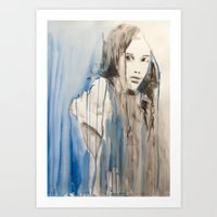 She was sorry that she did not choose Art Print
