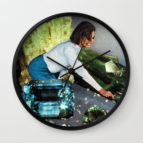 PARTY FAVORS Wall Clock