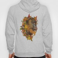 Baboon Rainbows Hoody