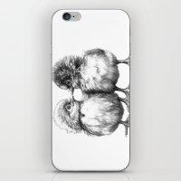 Baby Chicks - Little Kiss G133 iPhone & iPod Skin