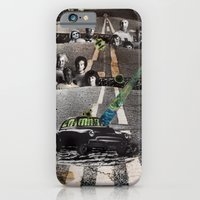 Strange Angels | Collage iPhone 6 Slim Case