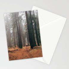 Forest II Stationery Cards