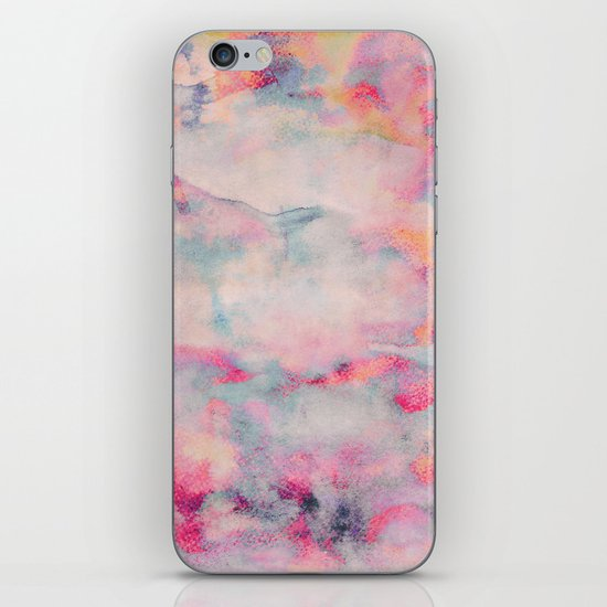 Sunset iPhone & iPod Skin
