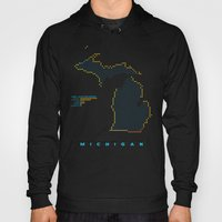 MDOT - Michigan Land & Maritime Borders Hoody