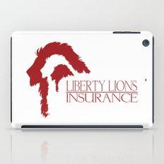 Liberty Lions Insurance iPad Case