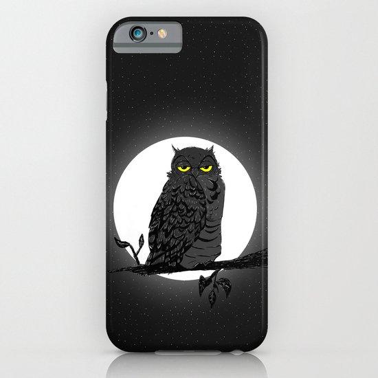 Night Owl V. 2 iPhone & iPod Case