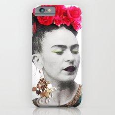 Frida Kahlo Illustration II iPhone 6 Slim Case