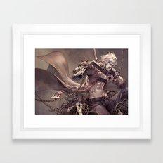 DMC3 Framed Art Print