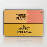 Three Plays By Margot Te… Laptop & iPad Skin