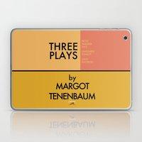 Three Plays By Margot Tenenbaum Laptop & iPad Skin