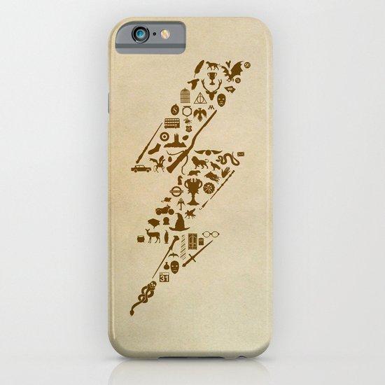 Lightning never strikes twice  iPhone & iPod Case