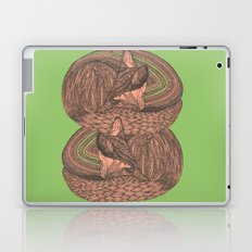 Sleeping foxes Laptop & iPad Skin