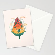 City In Bloom Stationery Cards