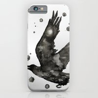 iPhone & iPod Case featuring The Raven by Condor