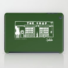 The Shop iPad Case