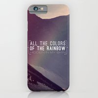 iPhone & iPod Case featuring Rainbow by Galaxy Eyes